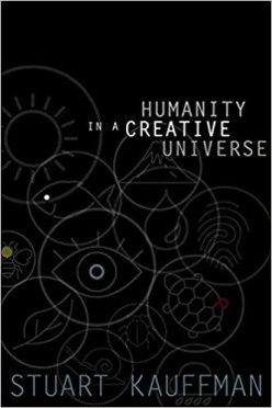 Humanity in a Creative Universe_Kauffman_cover
